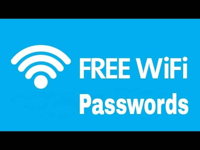 How to know the saved WiFi passwords on Android Device