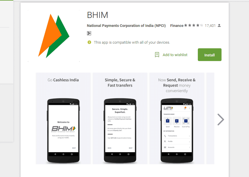 How to Download and Register on BHIM android App (Full Guide)