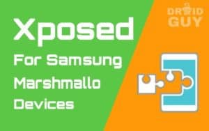 Samsung xposed lollipop