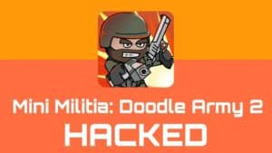 mini militia hacked with toggle mod by revealed ticks4u