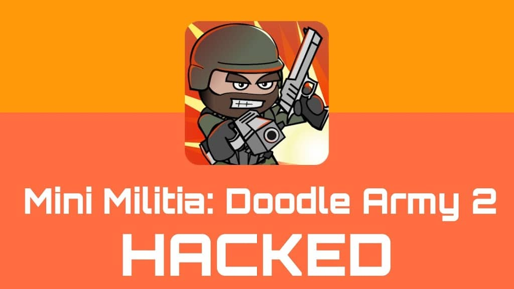 Mini Militia Hacked latest