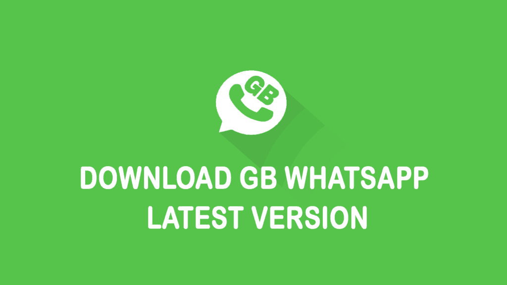 GBwhatsapp latest download