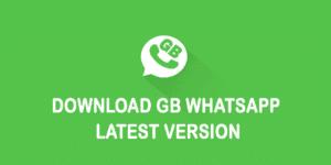 GBWhatsApp Apk Download Latest Version 6.30 2018