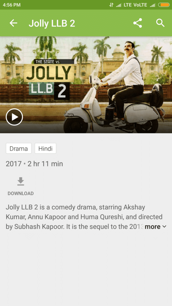Download hotstar movies