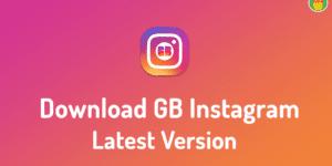 GBInstagram Apk 1.40 Download Latest Version 2018
