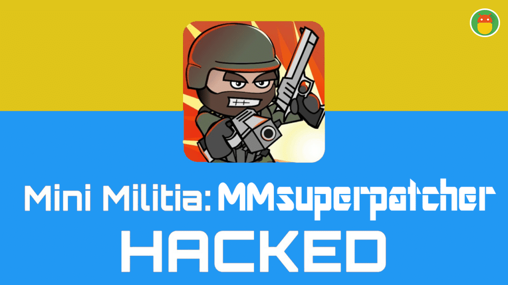 Mini Militia Hack with MMsuperPatcher v2 1 by Kuldip