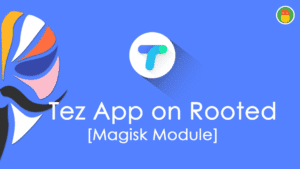 Tez Hider - Run Google Tez on Rooted Android with Magisk Module