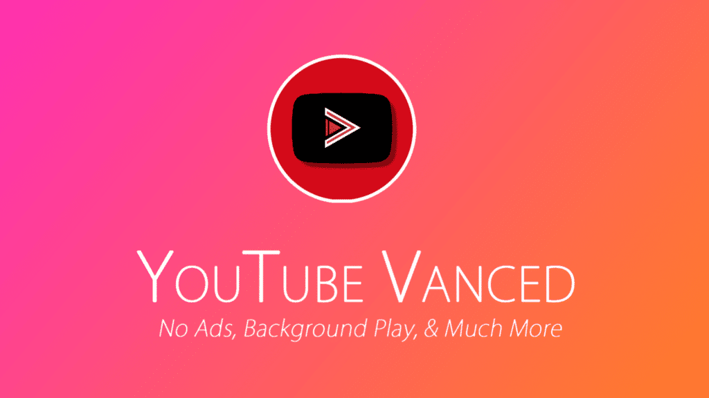youtube vanced apks