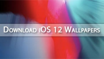 ios 12 stock wallpapers download
