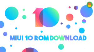 Download MIUI 10 China/Global Beta ROM 8 9 6 for All Xiaomi
