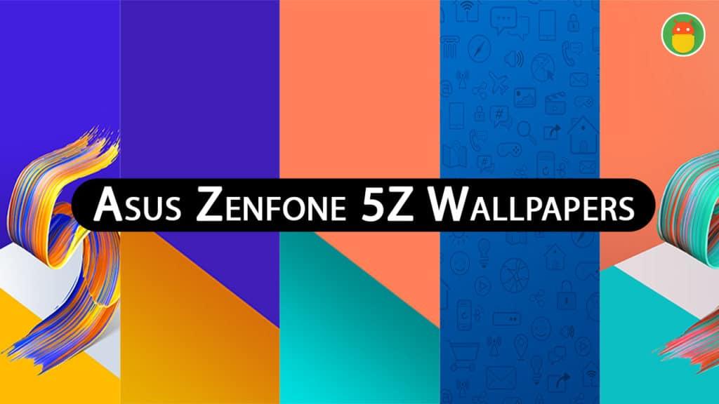Asus Zenfone 5z Stock Wallpapers