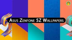Download Asus Zenfone 5Z Stock Wallpapers