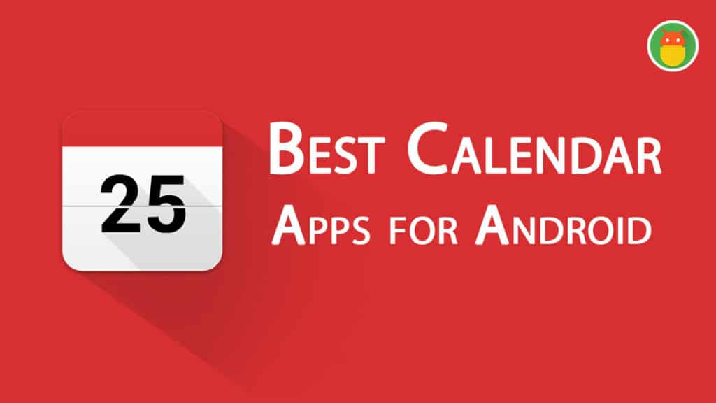 best free calendar apps for android device