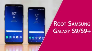 root samsung galaxy s9 plus