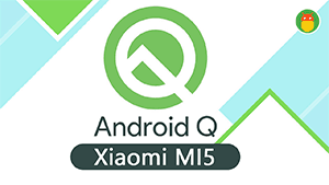 project treble android q for mi5