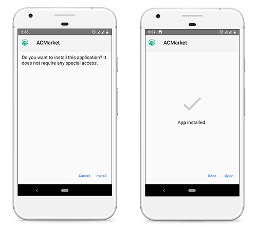 install-acmarket-apk-on-android